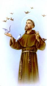 Oração da Paz – São Francisco de Assis