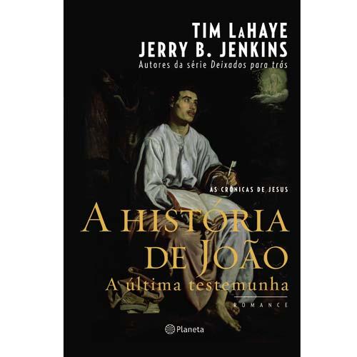 """Livro """"A História de João"""""""