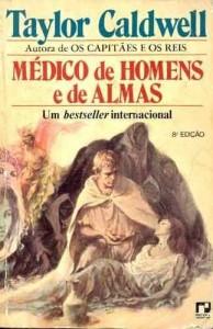 """Livro """" Médico de Homens e de Almas"""""""