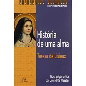 """Livro """"História de uma alma – Teresa de Lisieux"""""""