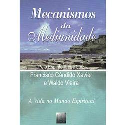 """Livro """"Mecanismos da Mediunidade"""""""