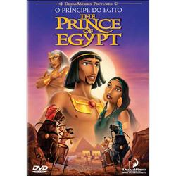 DVD – O Príncipe do Egito