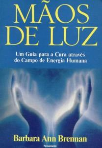 """Livro """"Mãos de Luz"""""""