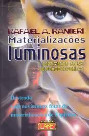 """Livro """"Materializações Luminosas"""""""