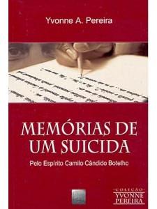 """Livro """"Memórias de Um Suicida"""""""