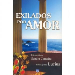 """Livros """"Exilados por Amor"""" e """"Jornada dos Anjos"""""""