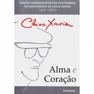 """Livro """"Alma e Coração"""""""