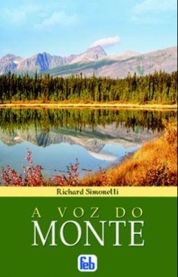 """Livro """"A voz do Monte"""""""