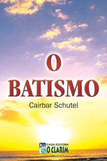 """Livro """"O Batismo"""""""
