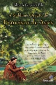 """Livro """"A Sublime Oração de Francisco de Assis"""""""