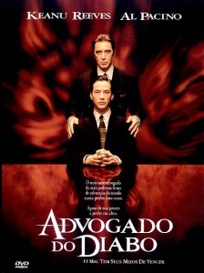 """Filme """"Advogado do Diabo"""""""
